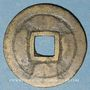 Monnaies Annam. Thanh Tô (1820-1840) - ère Minh Mang (1820-1840). 6 phan, laiton