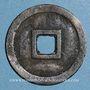 Monnaies Annam. Thanh Tô (1820-1840) - ère Minh Mang (1820-1840). 9 phan, laiton