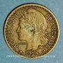 Monnaies Cameroun. Territoires sous mandat français (1919-1945). 1 franc 1924