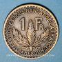 Monnaies Cameroun, Territoires sous mandat français (1919-45), 1 franc 1926