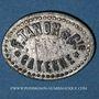 Monnaies Guyane. Cayenne. F. Tanon & Cie. 30 cent n. d.