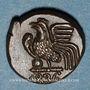 Monnaies Indes. Pondichéry. Louis-Philippe (1830-1848). Cache 1836, 1er type