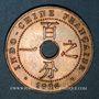 Monnaies Indochine. 1 cent 1926A