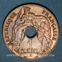 Monnaies Indochine française. 1 cent 1926 A