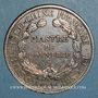 Monnaies Indochine française. 1 piastre de commerce 1907