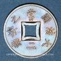 Monnaies Indochine française. 1 sapèque 1902 A