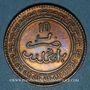 Monnaies Maroc. Abdoul Aziz I (1311-26H). 10 mazounas 1321H Birmingham