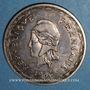 Monnaies Vanuatu (Nouvelles Hébrides). 100 francs 1966. Essai
