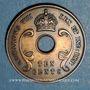 Monnaies Afrique de l'Est. Colonies britanniques. Edouard VIII (1936). 10 cents 1936
