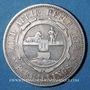 Monnaies Afrique du Sud. République. 2 shilling 1894