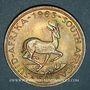 Monnaies Afrique du Sud. République. 50 cents 1963