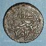 Monnaies Algérie. Ottomans. Mahmoud II (1223-1255H). 5 aspres 1238H. Alger