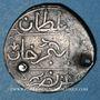 Monnaies Algérie. Sélim III (1203-1222H = 1789-1807). 1/4 boudjou 1208H (= 1793)
