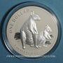 Monnaies Australie. Elisabeth II (1952- ). 1 dollar 2011 Kangourou. (1 once. 999 /1000)