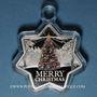Monnaies Australie. Elisabeth II (1952- ). 1 dollar 2015 Merry Christmas - Star-Shaped Silver Coin