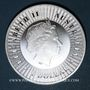 Monnaies Australie. Elisabeth II (1952- ). 1 dollar 2016 Kangourou. (1 once. 999 /1000)