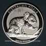 Monnaies Australie. Elisabeth II (1952- ). 1 dollar 2016 Koala. (1 once. 999 /1000)
