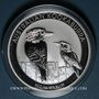 Monnaies Australie. Elisabeth II (1952- /). 1 dollar 2017 Kookaburra