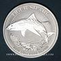Monnaies Australie. Elisabeth II (1952- ). 50 cents 2016 Requin tigre (1/2 once. 999 /1000)