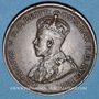 Monnaies Australie. Georges V (1910-1936). 1 penny 1915