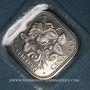 Monnaies Bahamas. 15 cents 1974