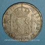 Monnaies Bolivie. Ferdinand VII (1808-1833). 8 reales 1824 PJ. Potosi