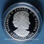 Monnaies Canada. 5 dollars 2016 Pierre de naissance - Juillet. 999,9/1000. 7,96 g