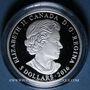 Monnaies Canada. 5 dollars 2016 Pierre de naissance - Juin. 999,9/1000. 7,96 g