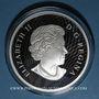 Monnaies Canada. 50 dollars 2016. Royaumes mythiques des Haïdas - L' Aigle. 999,9/1000. 157,60 g