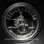 Monnaies Canada. Elisabeth II (1952- /). 1 dollar 1975 Calgary