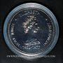 Monnaies Canada. Elisabeth II (1952- /). 1 dollar 1977. Jubilé d'argent