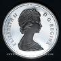 Monnaies Canada. Elisabeth II (1952- /). 1 dollar 1984. Toronto