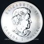 Monnaies Canada. Elisabeth II (1952- /). 1 dollar 2006