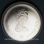 Monnaies Canada. Elisabeth II (1952- /). 10 dollars 1975. J.O. Montréal. Voiliers