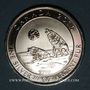 Monnaies Canada. Elisabeth II (1952- /). 2 dollars 2016 Hurlement de Loups (3/4 once. 999,9 /1000)