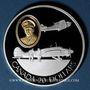 Monnaies Canada. Elisabeth II (1952- /). 20 dollars 1990. Aviation canadienne - L'Anson et l'Harvard
