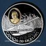 Monnaies Canada. Elisabeth II (1952- /). 20 dollars 1991. Aviation canadienne - Le Beaver de Havilland