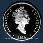 Monnaies Canada. Elisabeth II (1952- /). 20 dollars 1994. Aviation canadienne - Le Curtiss HS-2L