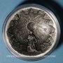 Monnaies Canada. Elisabeth II (1952- /). 25 dollars 2016 140e anniversaire de la Bibliothèque du Parlement
