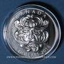 Monnaies Canada. Elisabeth II (1952- /). 25 dollars 2016 Marmouset d'un homme vert feuillu