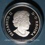 Monnaies Canada. Elisabeth II (1952- /). 25 dollars 2016 Marmouset d'un homme vert sauvage