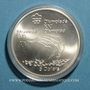 Monnaies Canada. Elisabeth II (1952- /). 5 dollars 1975. J.O. Montréal. Plongeon