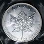 Monnaies Canada. Elisabeth II (1952- /). 5 dollars 1990