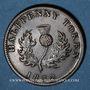 Monnaies Canada. Nouvelle-Ecosse. 1/2 penny token 1832