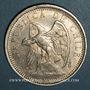 Monnaies Chili. République. 5 pesos 1927