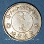 Monnaies Chine. Kwangtung. Monnayage républicain. 10 cents an 18 (= 1929)