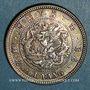 Monnaies Corée. Kojong (1864-1897). 1 yang 502 (1893)