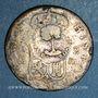 Monnaies Costa Rica. République. 2 reales n.d. (1845)