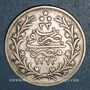 Monnaies Egypte. Abdoul Hamid II (1293-1327H = 1876-1909). 10 qirsh 1293H, an 33
