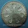 Monnaies Etats de l'Afrique de l'Ouest. 500 francs 1972